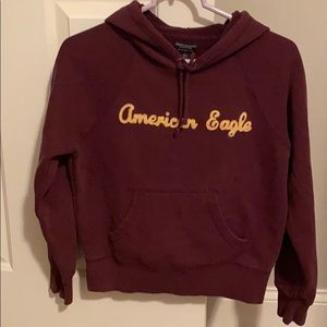 American Eagle Girls hoodie size medium